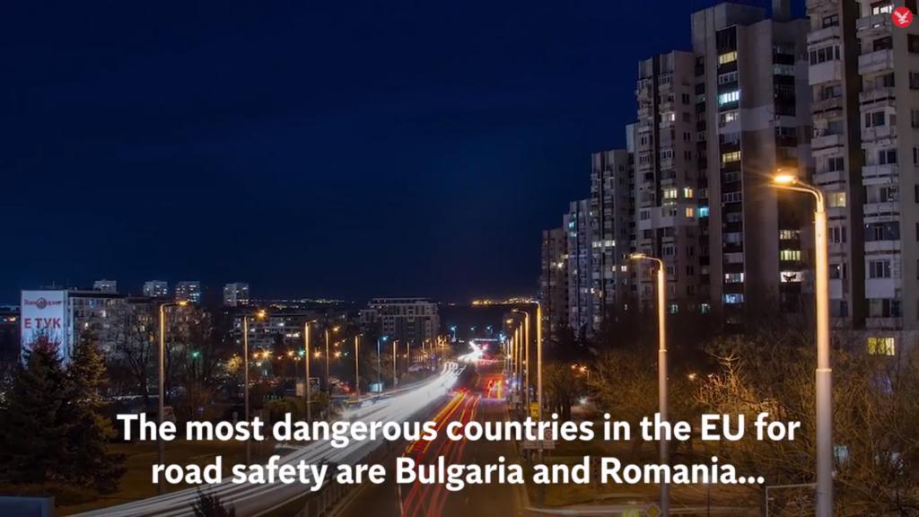 România, una din țările cele mai periculoase dpdv al numărului de victime rezultate din accidentele rutiere