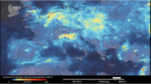 Coronavirus și scăderea poluării