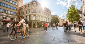 Oslo a încheiat 2019 cu doar o victimă a traficului rutier